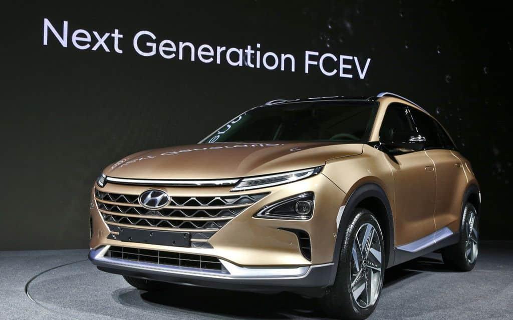 Hyundai baut Modellvielfalt mit alternativen Antrieben aus