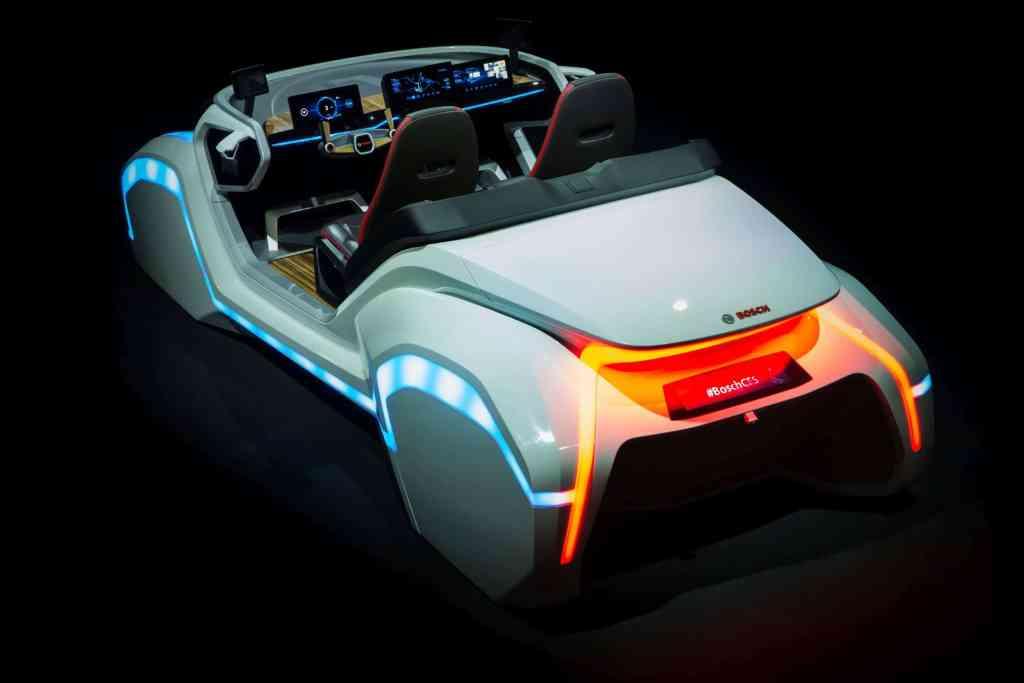 IAA 2017: Mobilität neu denken – Bosch-Geschäft profitiert vom Mobilitätswandel
