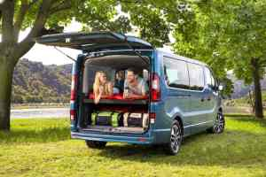 IAA 2017: Opel stellt Lifestyle-Van Vivaro Life vor
