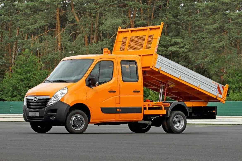 Opel Combo, Vivaro und Movano - Mehr als 400 Nutzfahrzeug-Varianten ab Werk