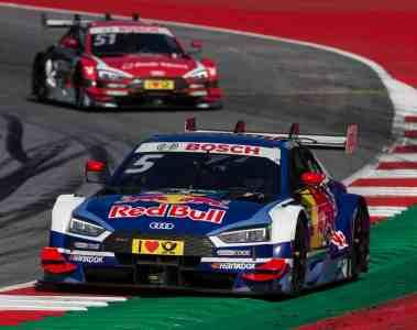Tourenwagen-Finale: Gaudi mit Audi