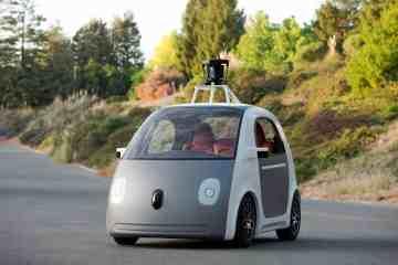 Taxi-Roboter auf dem Vormarsch