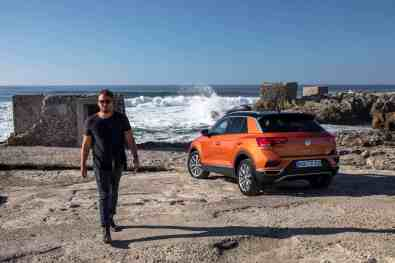 VW T-Roc, Jan Weizenecker,