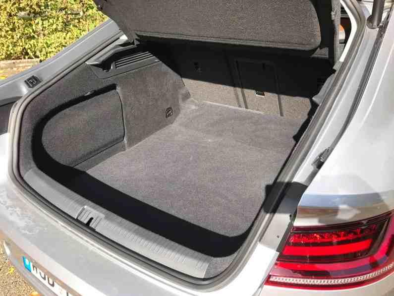 Volkswagen Arteon Kofferrau