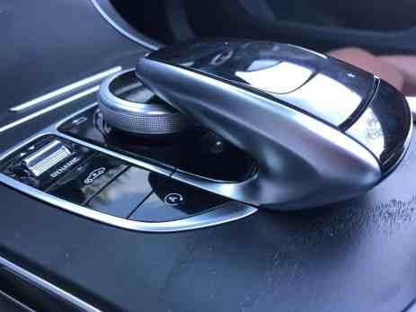 Mercedes C400 Cabrio
