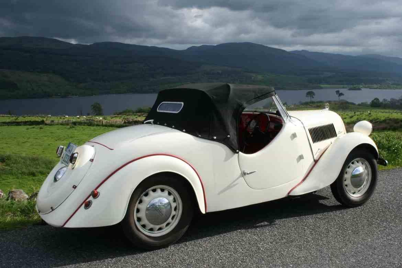 Skoda mit faszinierenden Autos bei 'Sauerland Klassik'