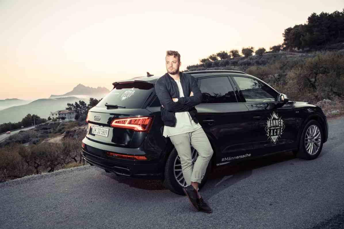 Audi #Männersache