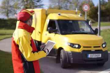 Die Post arbeitet am autonom fahrenden Street Scooter