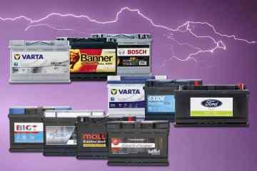 GTÜ testet Autobatterien