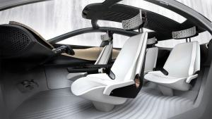 Tokio 2017: Nissans Zukunftsmusik