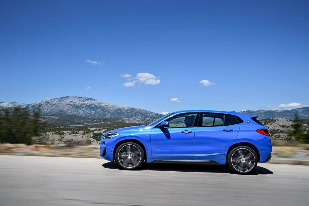 BMW X2 kommt im März