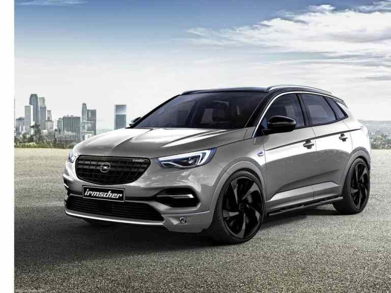 Irmscher richtet den Opel Grandland X her