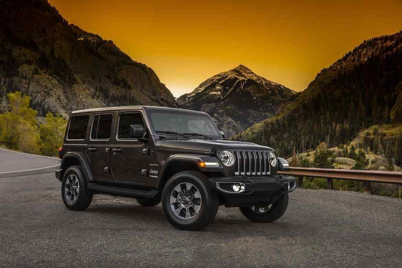Der Jeep Wrangler wird neu aufgelegt