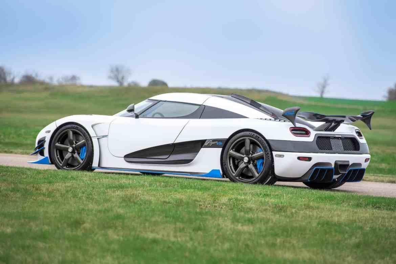 Koenigsegg holt neuen Rekord: Sie können es nicht lassen: 444,6 km/h