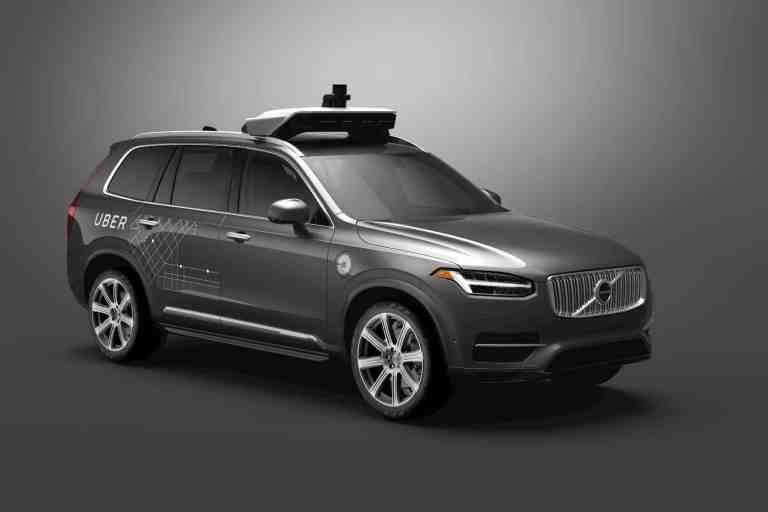 Robo-Taxis bei Uber: Volvo liefert die passenden Autos