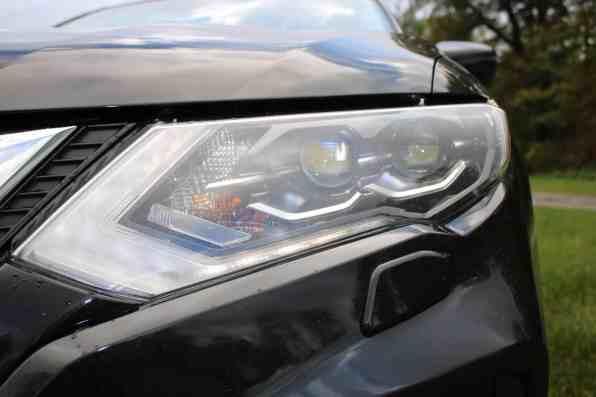 Nissan X-Trail Scheinwerfer