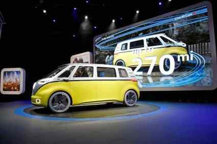Volkswagen I.D.Buzz.