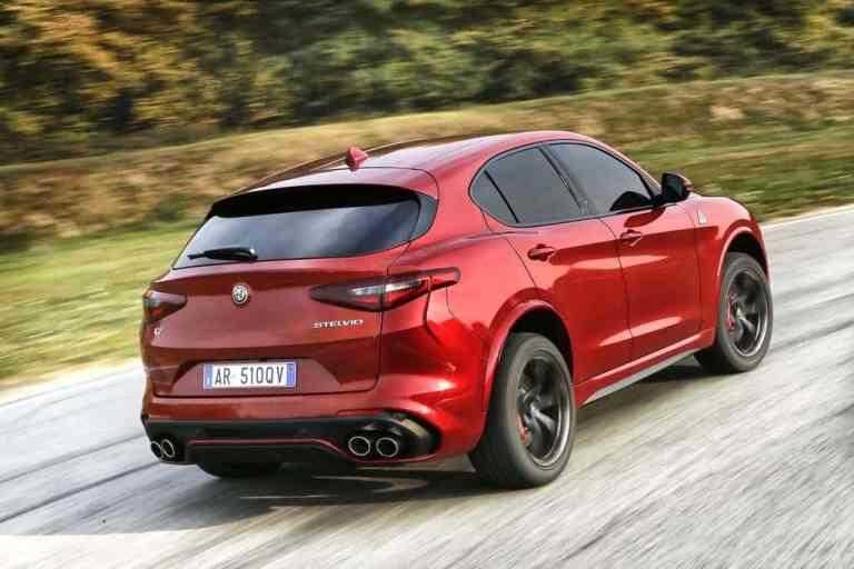 Alfa Romeo Stelvio mutiert zum reinrassigen Sportwagen