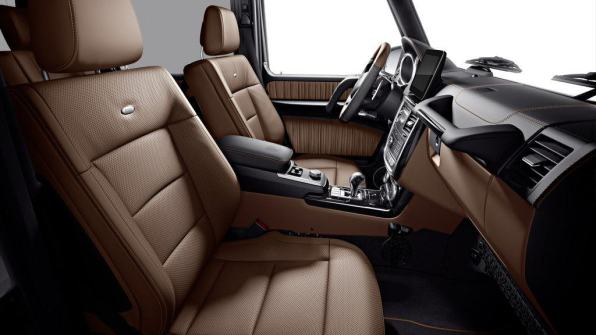 Mercedes-Benz G 350 d Limited Edition.
