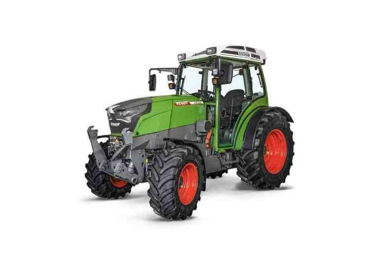 Fendt baut kompakten E-Traktor