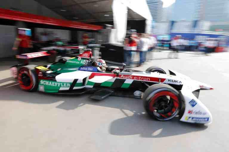 Formel E: Audi-Team wird Sieg aberkannt