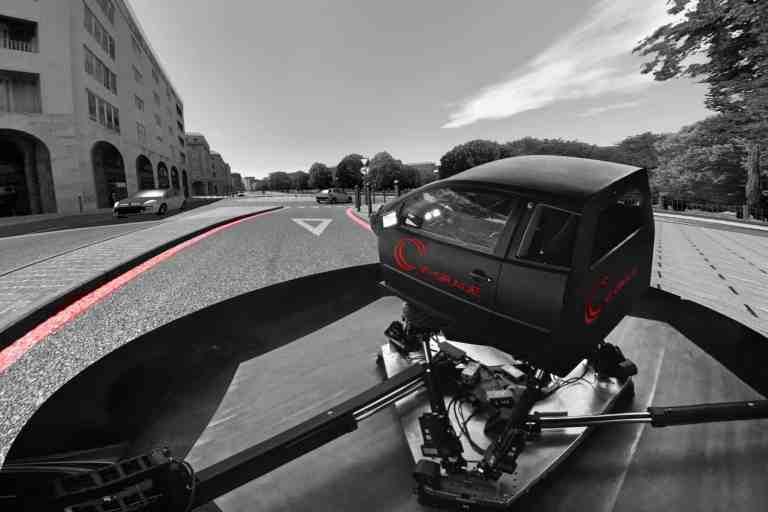 Honda setzt auf Fahrsimulator