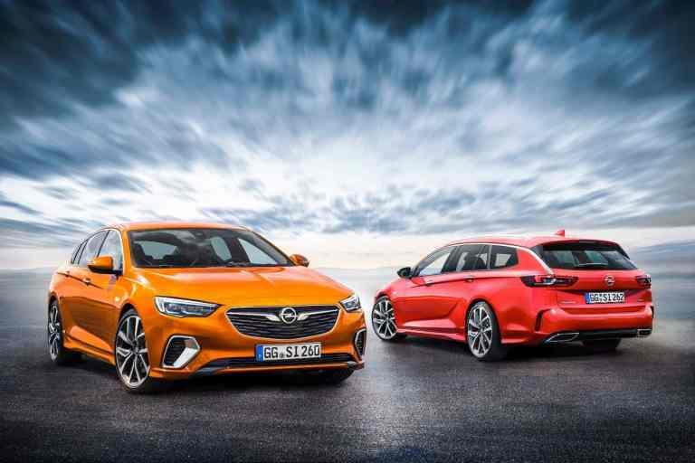 Opel: Der GSi ist zurück