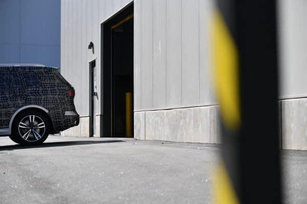 Erste BMW X7 in den USA vom Band gelaufen