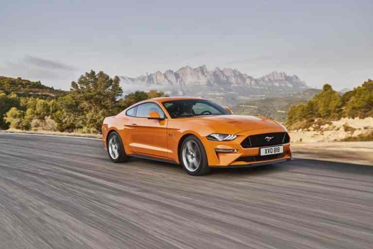 Ford Mustang legt ab 39.000 Euro los