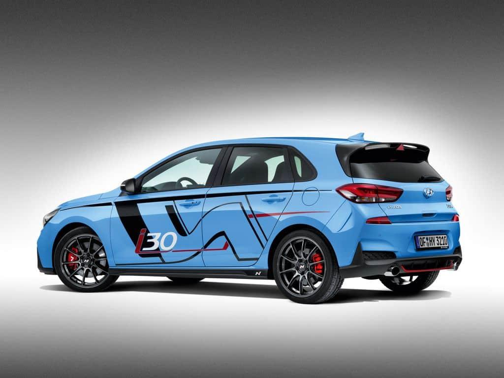 """Premiere auf der Essen Motor Show: """"Hyundai N-Thusiast Parts"""""""