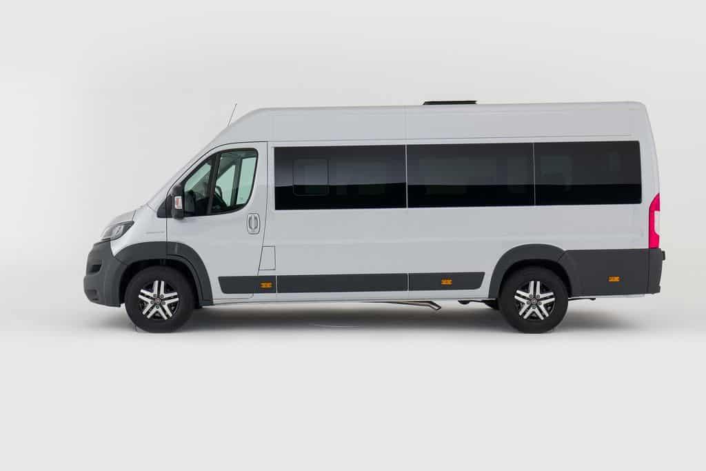 Fiat Ducato Minibus kommt in fünf Varianten