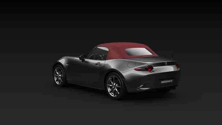 Mazda MX-5: Noch schicker in die Cabriosaison