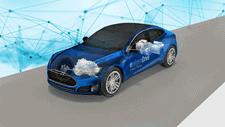 Magna mit Konzeptfahrzeug e1 und etelligentDriveTM Antriebssysteme auf der CET 2018