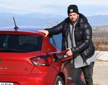 Seat Ibiza 1.0 TGI, Jan Weizenecker