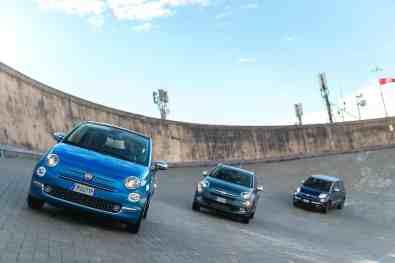 Fiat 500 Familie