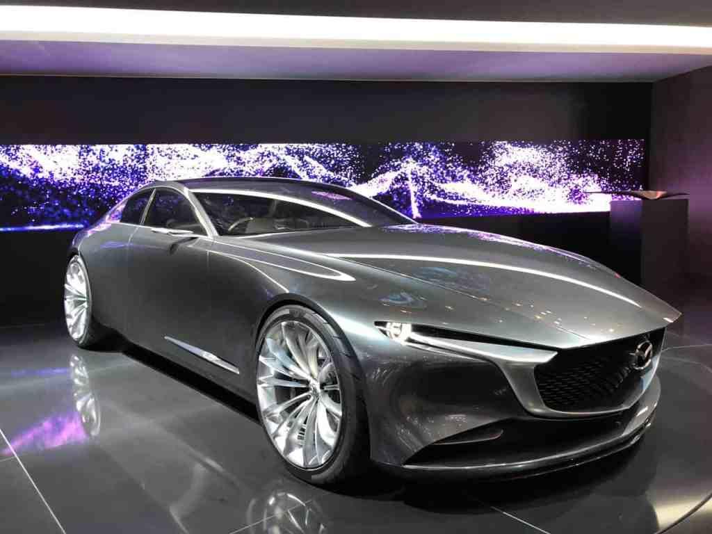 Mazda Vision Coupé