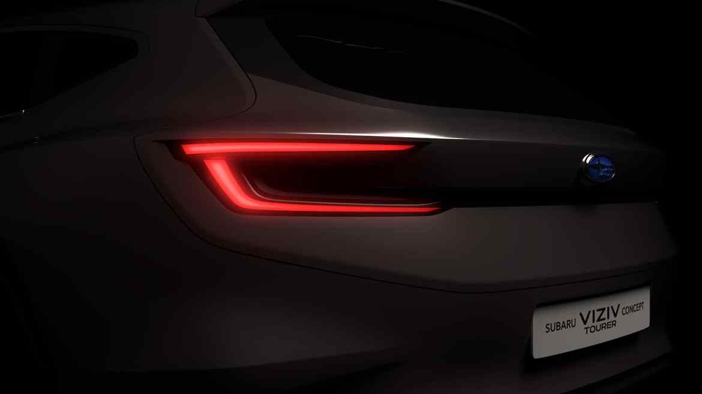 Subaru zeigt mit dem VIZIV Concept, wie ein künftiger Kombi der Marke aussehen könnte