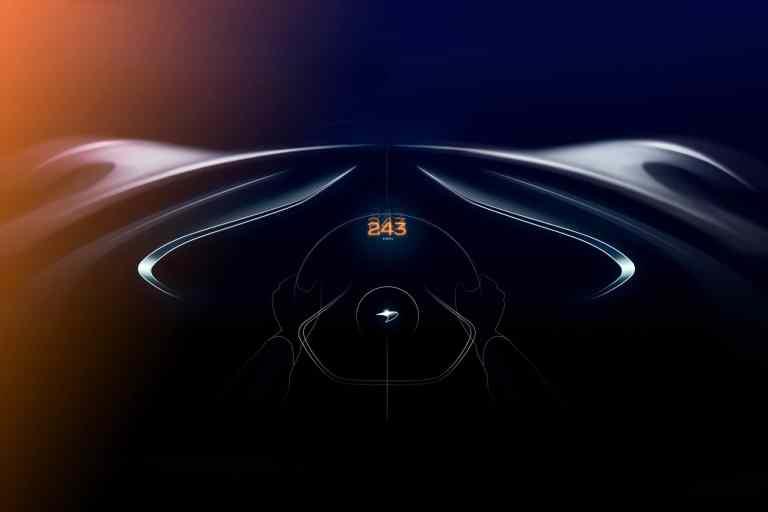 Supersportwagen: McLaren Hyper-GT rund 400 km/h schnell