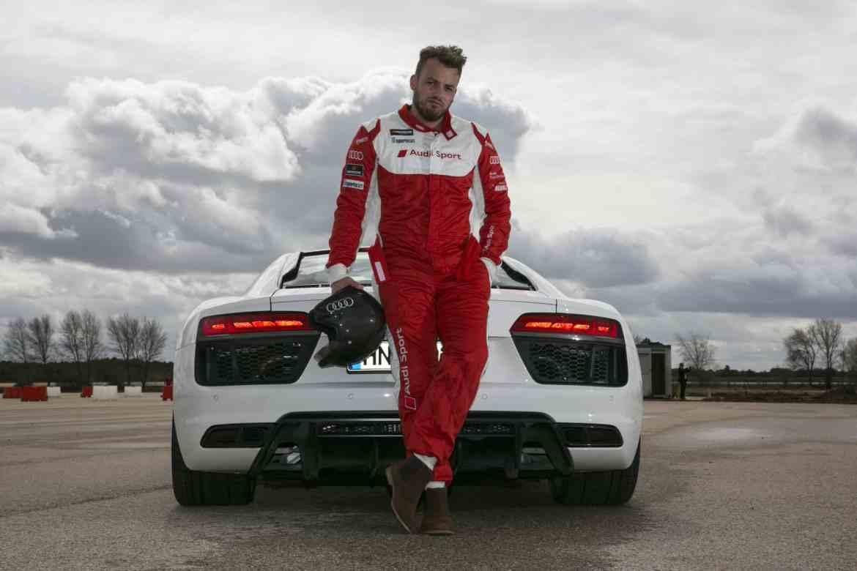Audi R8 RWS, Jan Weizenecker