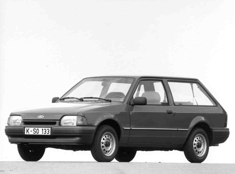 Happy Birthday: Der Ford Escort wird 50!