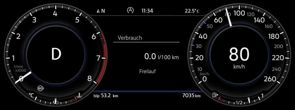 Volkswagen 1.5 TSI ACT Blue Motion