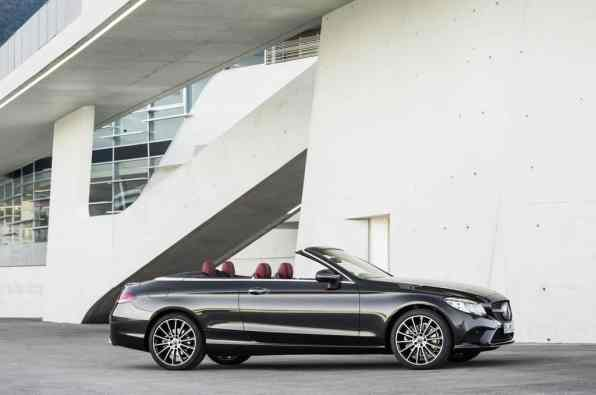 Mercedes-Benz C-Klasse Cabriolet