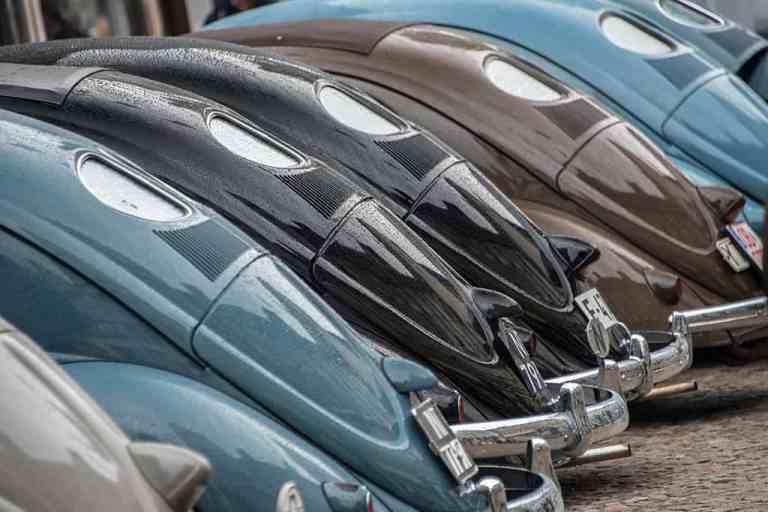 7. Internationales Volkswagen Veteranentreffen in Hessisch Oldendorf