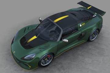 Lotus Exige Cup 430 Type 25.