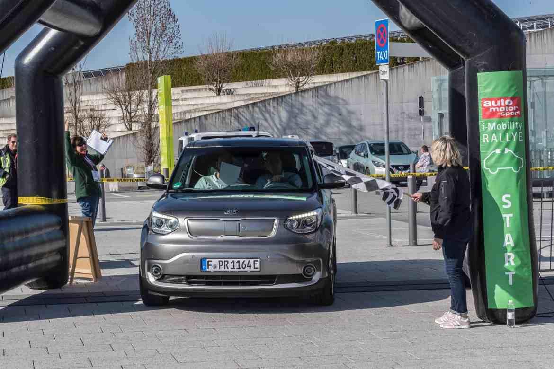 i-Mobility Rallye - Elektromobilität kann mächtig Spaß machen