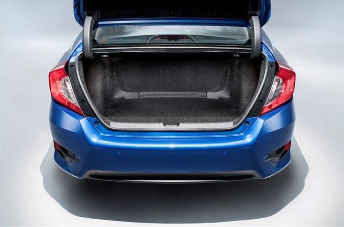 Honda Civic Limousine im Alltagstest