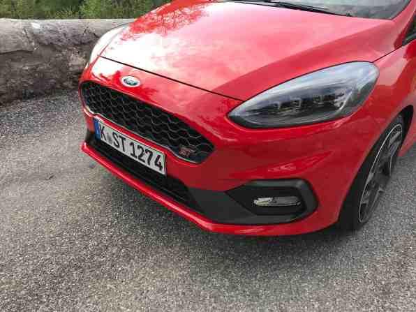 Ford Fiesta ST, Kühlergrill