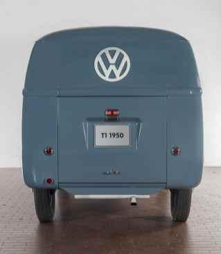 """""""Sofie"""": VW T1 Kastenwagen von 1950."""