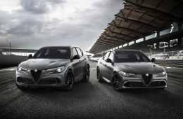 Alfa Romeo Stelvio Quadrifoglio N-Ring und Giulia Quadrifoglio N-Ring