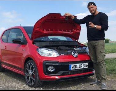 VW Up! GTI - Der kleinste GTI mit 115 PS! im Bewegtbild